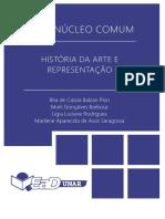 História da Arte e Representação