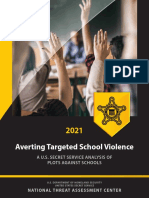 USSS Averting Targeted School Violence 2021