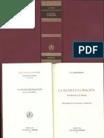 Martimort A.G., La Iglesia en Oración. Introducción a la Liturgia