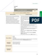 Planificação 21 - Átomos e elementos químicos