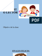 Objetivo clase