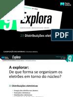 Distribuições eletrónicas