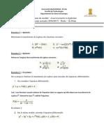 Examen SN Asser régulation 2016-2017