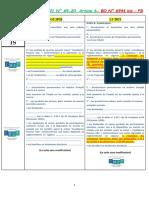 Tableau comparatif LF 2021 et CGI  2020-CHORFI 1