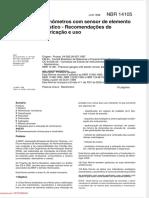 ABNT NBR 14105-2006pdf