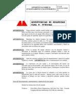 BAP2058-100.Maintenance.Spanish