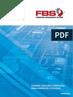 Catalogo FBS