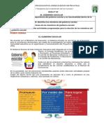 Sociales Segunda Guía 1p
