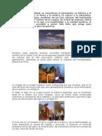 Avila. Guía turismo