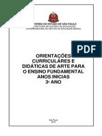 Arte Para Os Anos Iniciais 3-_ Ano (1).PDF · Versão 1