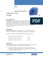 Folheto Técnico - PFF2S 20.02 KSN