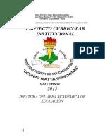 PCI - NUEVO 2015