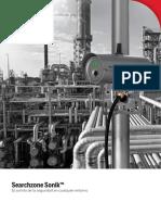 ultrasonico detectores de gas