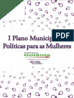 GOIANIA i Plano Municipal de Politicas Para as Mulheres