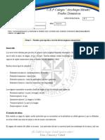 Guia pedagogica 1 Cs Nturales2ero