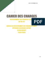 Bpifrance AE Cahier des charges recouvrement de créances