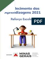 Documento Orientador - REFORÇO ESCOLAR