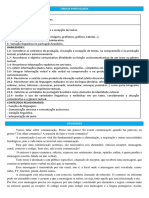 PET COMPLEMENTAR - 1º Ano - Língua Portuguesa