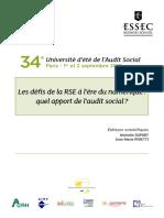 Les défis de la RSE à l'ère du numérique _ quel apport de l'audit social ( PDFDrive )