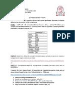 2° examen -I-2020