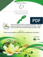 Potentialites Plantes Aromatiques Et Médicinales Dans Le Nord