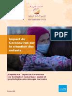 HCP-UNICEF_ Rapport _Impact COVID-19 sur les Enfants