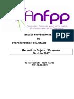 Annales 2017 Metropole PDF