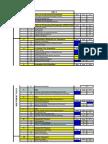 L2 CFA Schedule - Jun 2011