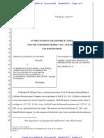 Quinto v. JP Morgan Chase Bank Mortgage MTD