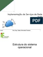 aula1 estrutura de sistemao peracional
