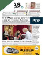 Mijas Semanal nº 937 Del 31 de marzo al 8 de abril de 2021