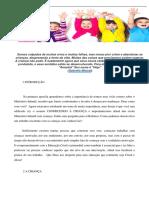 AP 2  CONHECENDO À CRIANÇA sem tarefa pdf