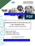 PDET 202010 - Diseño de Estructuras Metálicas y de Construcción
