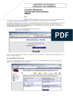 manual webmail