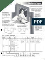 LSI Starbeam Series Spec Sheet 1987