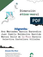 Dimensión ética moral (1)