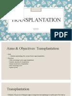 Transplantation 2021