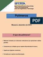 Aula Polímeros 2019.2 atual (1)