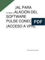 Manual de instalación Pulse Secure (1) (1)