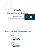 Smart Passes Presentation With Pictograms