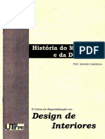 Apostila de Historia do Mobiliario e da Decoracao (Castelnou)