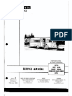 Dometic Service Manual MC16,M27, M28, MA35, MA40, M50,M52, MA52, MB52, M70