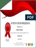 Certificazione Inclusione e DDI