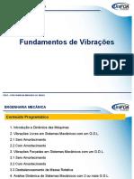 FOA 1 - Fundamentos de vibrações