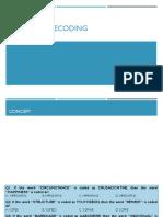 Apti_LR_Coding & Decoding