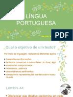 Funções da Linguagem - Revisão ENEM