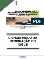 Ciência Hindu da Respiração do Iogue (Hindu Yogi Science of Breath)