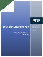 Office of the Child Advocate_Investigative Report_March 2021 (5)