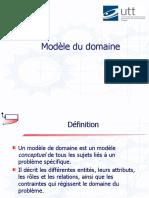 10- Modèle Du Domaine