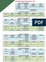 C137 - Allegato - Calendario Corsi PAI-PIA Dal 02-11-20